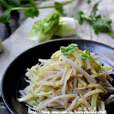 春季排毒减脂餐(二)【红豆薏米饭+儿菜藕丝小炒】