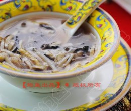 一道开胃汤·金针菇酸辣汤