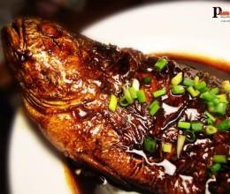 用一条硬梆梆的鱼照样做出一道有食欲的菜-----红烧黄花鱼