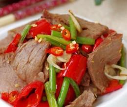应对忙碌生活的快手菜——10分钟小炒牛肉片