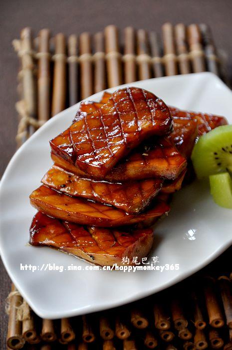 春季排毒减脂餐(四)【蜜汁杏鲍菇】