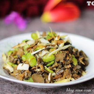 春天里做一道很有小资情调的江南下酒菜
