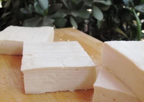 手教你在家做嫩豆腐 石磨豆腐