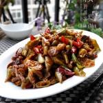 【脆爆鸡胗】又嫩又脆又够味的鸡胗怎么炒?