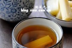 【甘蔗红枣桂圆甜汤】