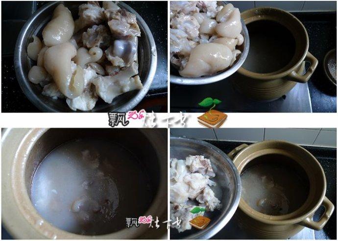 换个方式吃猪手----辣子醋拌蹄花冻(附三泼油辣子)