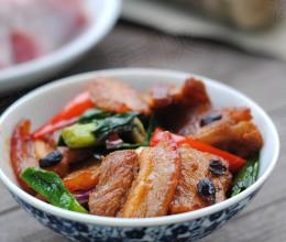 【豉香回锅肉】不吃肉的人也会爱上的一道经典肉菜