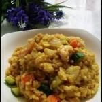 拯救一碗硬米饭的绝佳办法——咖喱炖米饭