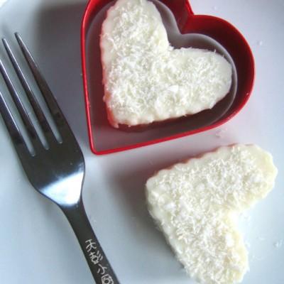 让椰子控食指大动的小甜点---椰奶布丁