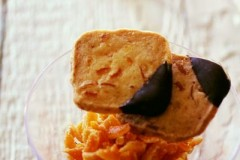 糖渍橙皮黄油饼干-附糖渍橙皮做法