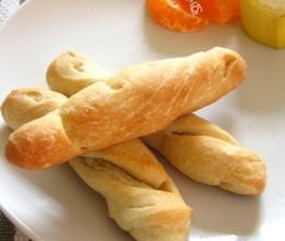 """15分钟做出新鲜面包的创意---美国的""""懒人""""面团"""