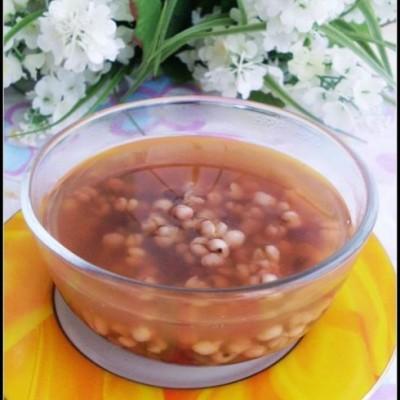 春季速效瘦腿的一款补血减肥汤——红豆薏仁汤