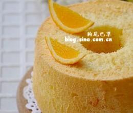 【香橙戚风】不是第一个,也不是最后一个~