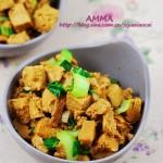 凍豆腐怎么燒才出味兒?——紅燒凍豆腐