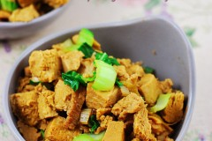 冻豆腐怎么烧才出味儿?——红烧冻豆腐