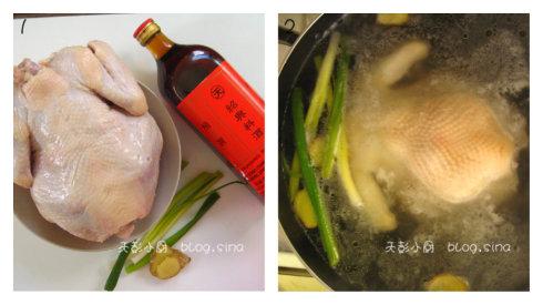 新手也能掌握的完美切割整鸡法---口水鸡