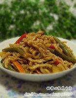 山西:风靡三晋大地的两大名小吃——碗托则VS灌肠
