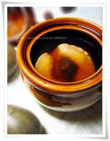 【三七猪肚鸡】汤色清亮鲜甜润泽,春日补血养气一碗汤!