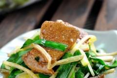 做好两个步骤让你安心吃猪肝--韭菜炒猪肝