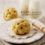 [栗时刻:八]香栗绣球酥(酥皮点心巧制作)附:编织饼皮的做法