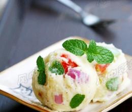 土豆的减肥吃法【薄荷土豆泥】16个薯类减肥食谱