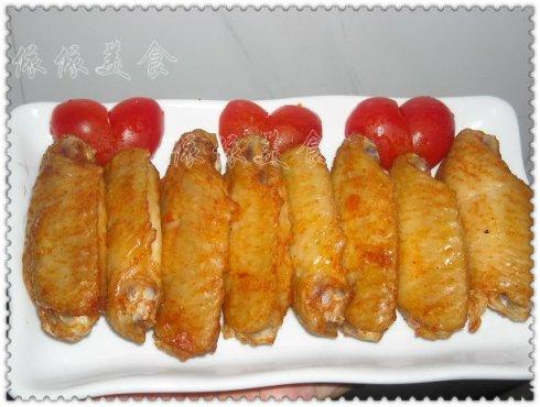 鸡翅控家的20种鸡翅吃法----可乐姜焖鸡翅