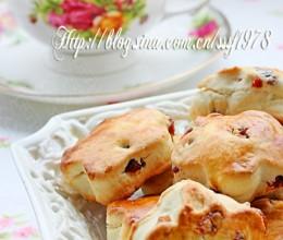 悠闲的英式下午茶让我们从容的变老伯爵红茶&蔓越莓司康