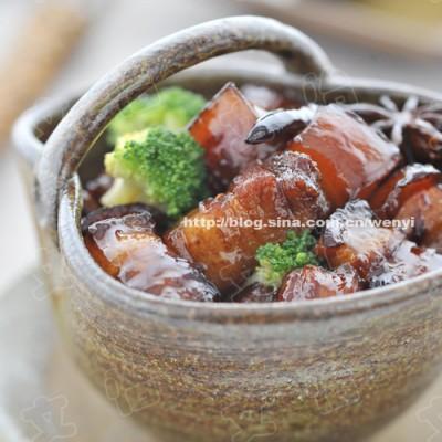 第三种红烧肉的做法----红烧肉(我做过的最好吃一款)