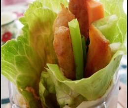 只需10元就能为全家制作一顿营养丰富的早餐——老北京鸡肉卷