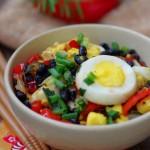 快速消灭白水煮蛋的绝佳方法——超级下饭湖南蛋