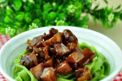 面条也可以吃的美美的——菠菜面条