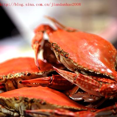 五月蟹正肥----用最斯文的方法吃螃蟹