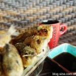 一種食材只需一種調味方式足矣-----干煎小鯽魚