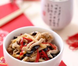 厨房新人必学的一道经典川菜———鱼香肉丝