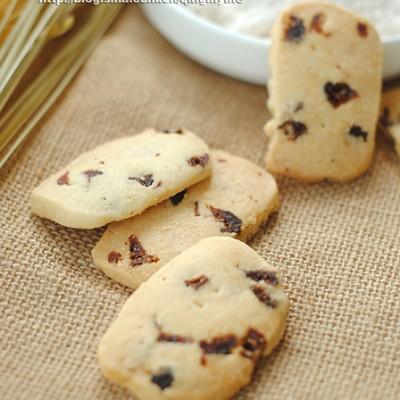 【蔓越莓饼干】无添加的饼干让你每天吃到我的爱