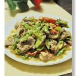 [赣菜飘香18]--江西人做辣椒炒肉的两个秘诀