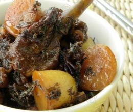 夏天可以放心吃的大块肉——【土豆花雕酒焖鸭块】