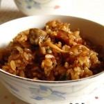 吃剩下的肥肉和肉汤怎么办——菌菇饭