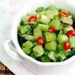 不花钱的营养小菜【拌萝卜缨】33道简易小菜