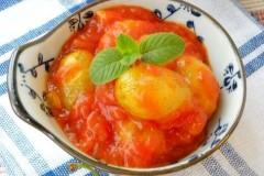 土豆控不可错过的开胃吃法——【番茄小土豆】
