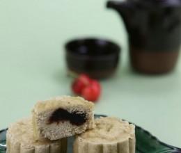 """""""六一""""让我们重温儿时记忆中的美食----自制绿豆糕"""