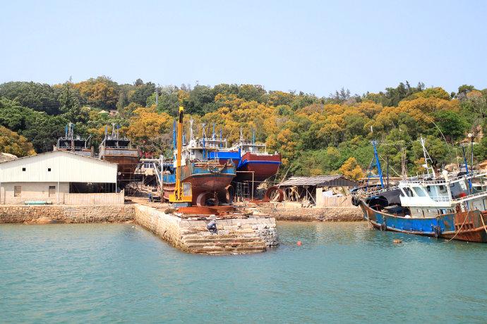 海岛半日游渔家乐食记