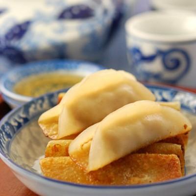 锅贴--一想起就会咽口水的京味风味小吃