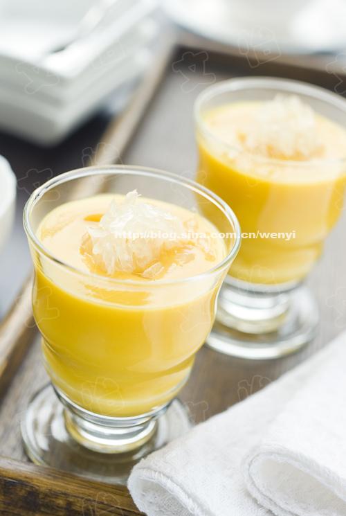 夏日清凉奶昔自己做-----清凉香草奶昔(含40道夏日爽口甜品)