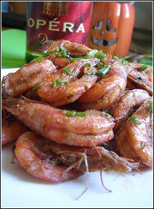 夏日快手好汤水----米汤鲜虾浸丝瓜