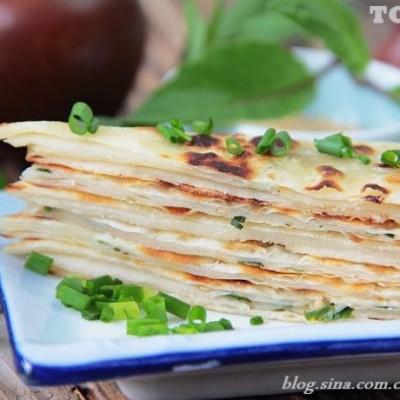 美味葱油饼的三种做法超级详细图解------只要功夫深,你也能成为美食家