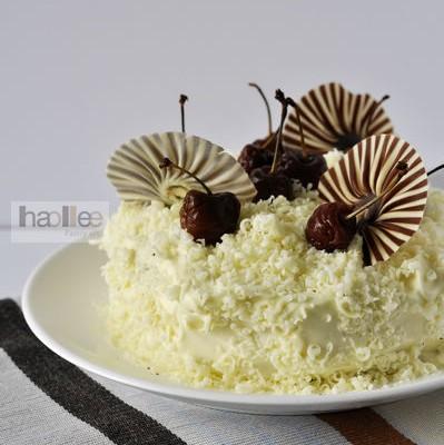 """黑森林蛋糕--真正的主角""""樱桃、樱桃酒"""""""