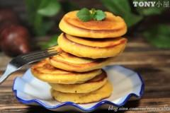 30道除湿健脾菜让你安然度过江南梅雨季----10分钟的玉米烙饼