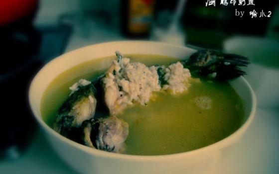 月子餐那点事-------酒酿昂刺鱼