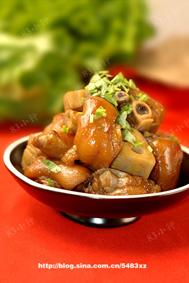 用筷子炒出来的湖北名菜【泡菜苕粉肉丝】